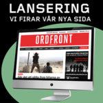 Ordfront magasin har ny hemsida