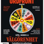 Släppsamtal på ABF om nya Ordfront magasin