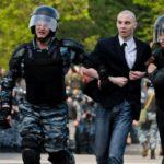 Fem år efter Bolotnaja