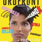 Nytt nummer av Ordfront magasin